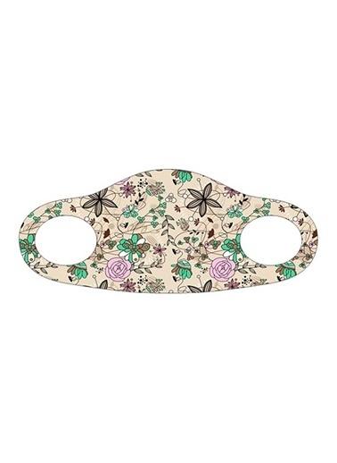 Noon Collection Maske Renkli